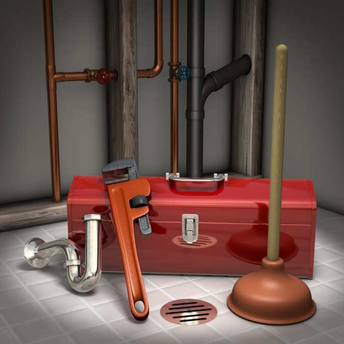 Cool Tool: The DIY Plumbing Kit