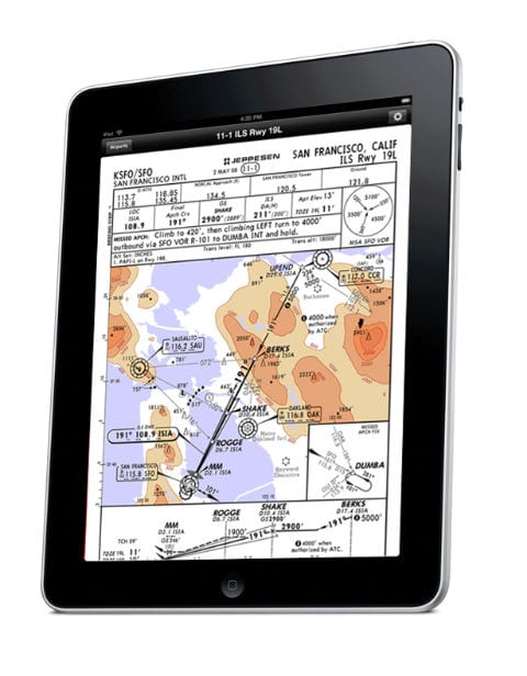 iPad Gets FAA Approval for Highest Form of Field Service — Aviation