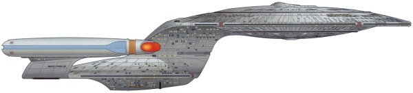 FSD Enterprise NCC1701D Galaxyclass