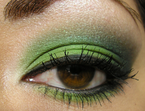 MAKEUP LESSON #2 THE I'S…….