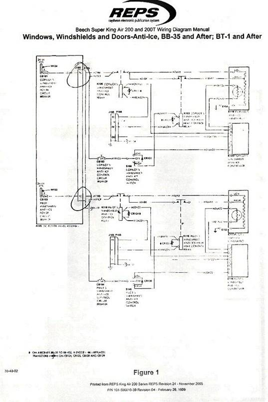 Beechcraft C90 Wiring Diagram Free Download • Oasis-dl.co