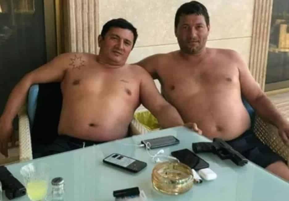 Братья Намик и Надыр
