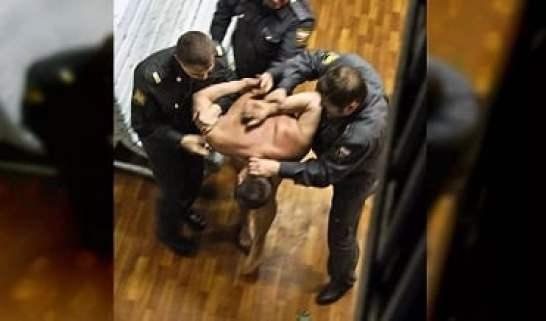 показания при задержании