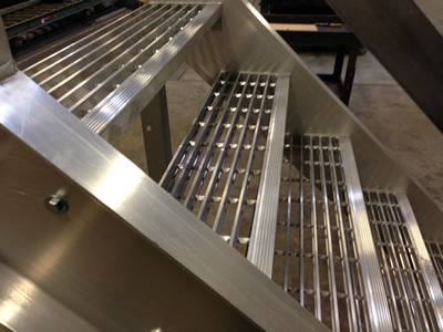 wire frame diagrams intermediate switch wiring diagram nz bar grating stair treads, welded steel galvanized metal replacement treads ...