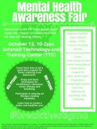 Mental Health Fair Flyer (1)