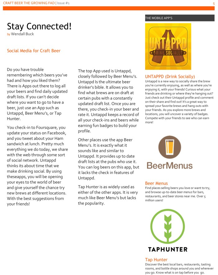 Craft Beer pg 5