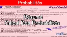 probabilités