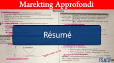 Résumé de Marketing approfondi