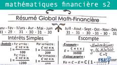 mathématiques financière s2 pdf