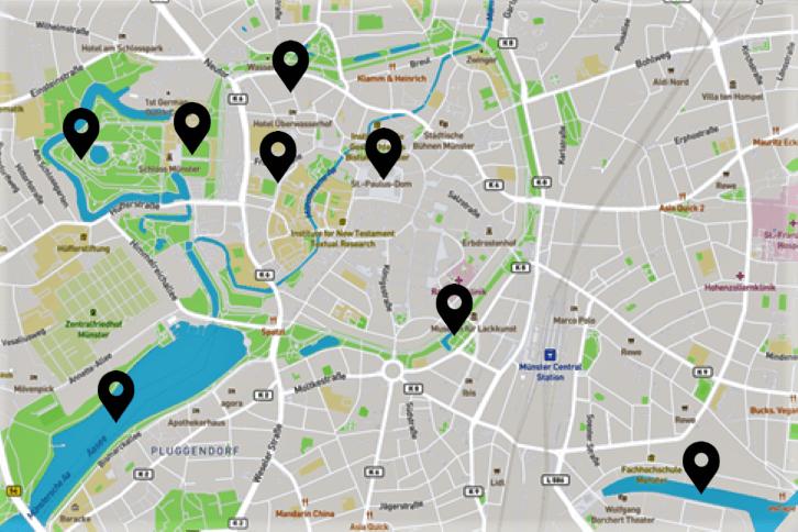 Digitale Stadt-Rallye