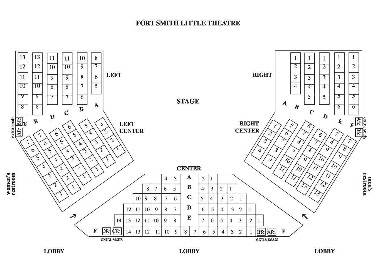 » Seating Chart