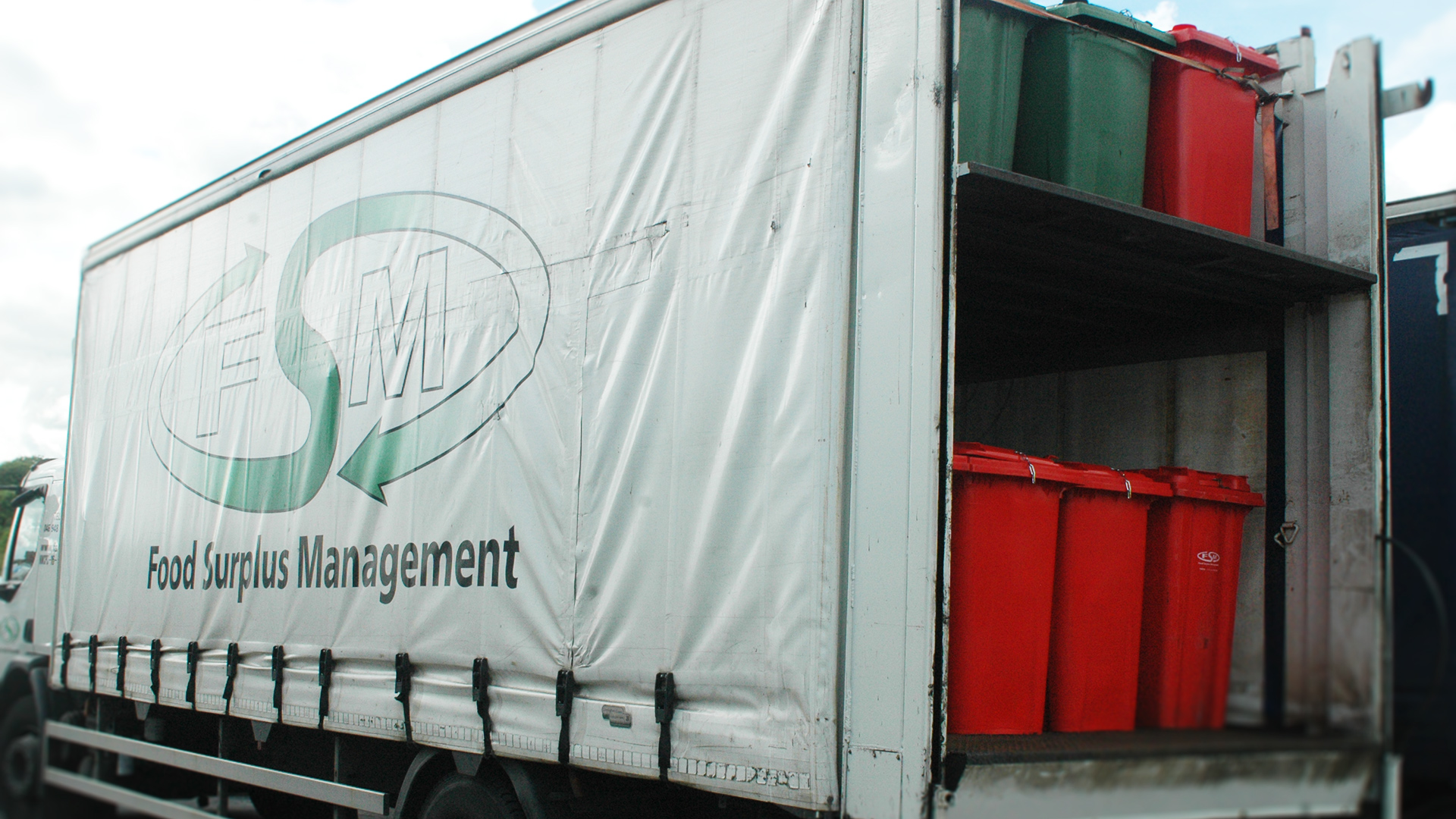 fsm - lorry