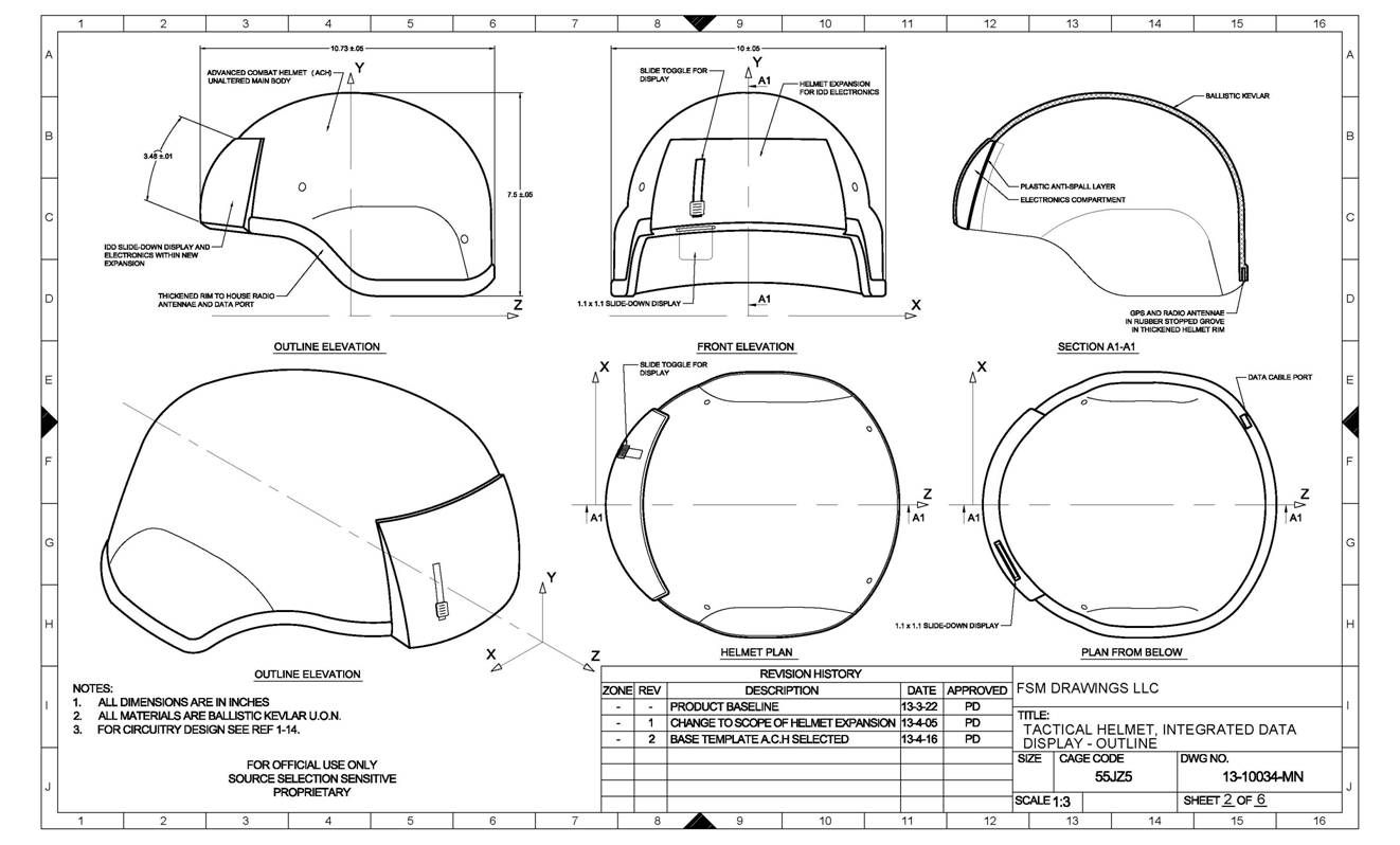 Sample Drawings Overview