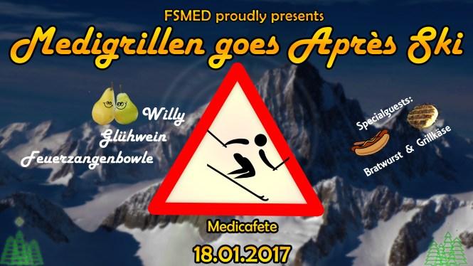 Medigrillen goes Après Ski