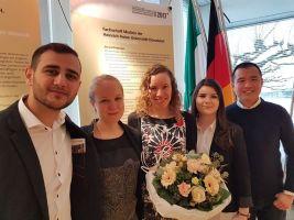 AG Flüchtlingshilfe Fachschaft Medizin mit #Gesundheitspreis2017 …