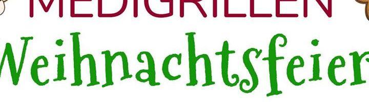 Neue Veranstaltung: Medigrillen – Weihnachtsfeier