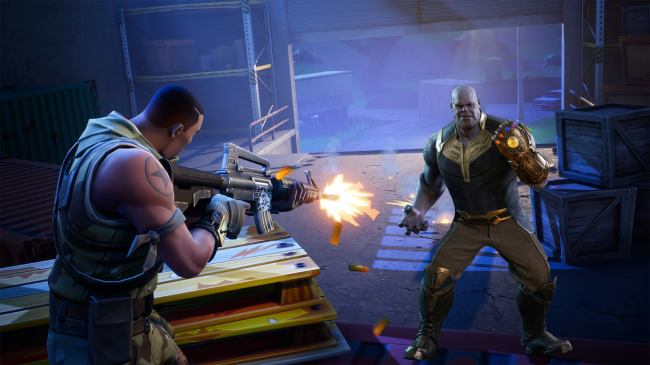 Fortnite And Avengers Infinity War To Get Insane
