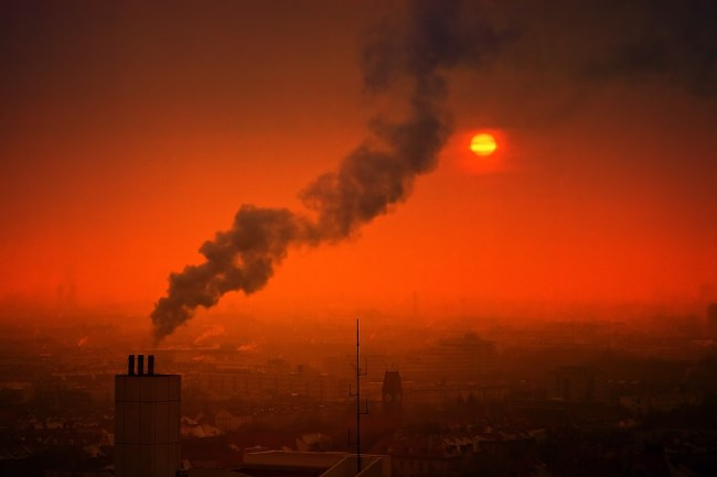 air pollution is linked