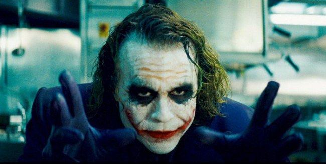 joker heath ledger s
