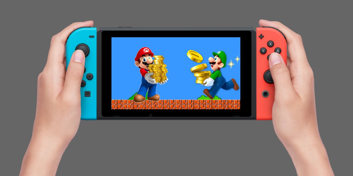 The New Nintendo Switch Lite Is Setting Fans Up For A