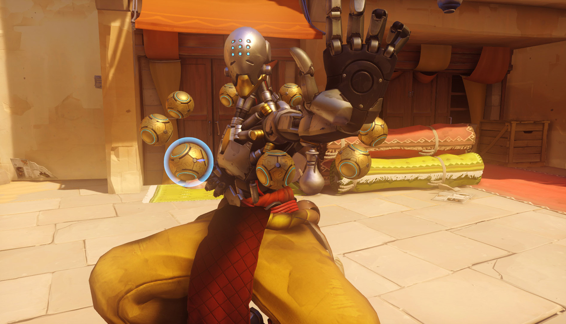 The Power Behind Overwatch Is Simplicity Inverse