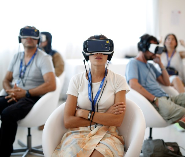 Virtual Reality Is How Well Re Educate Adults About Consent And Sex