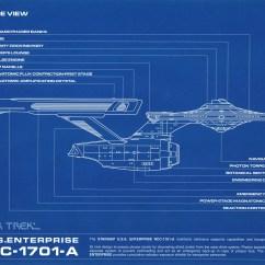Uss Enterprise Diagram Boat Running Light Wiring Star Trek Discovery Showrunners Talk Canon Inverse Blueprints
