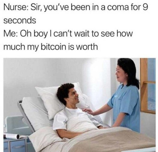 The 26 Best Bitcoin Memes, from Funny to Painfully ...