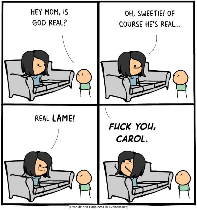 cyanide happiness at rtx