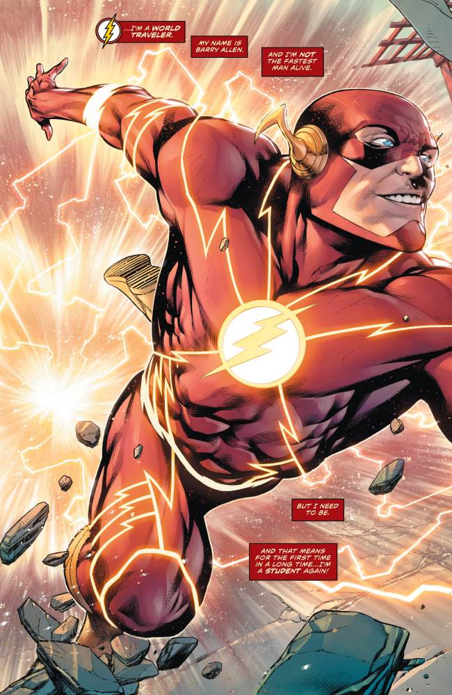 The Flash 58 DC