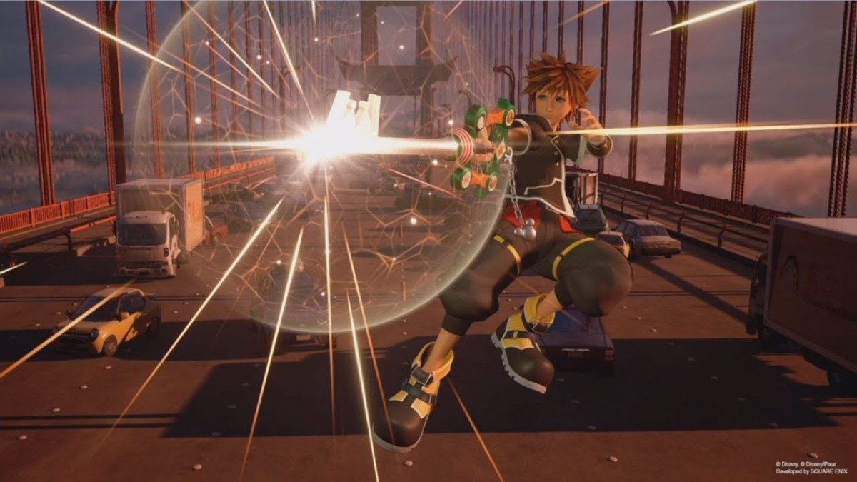 Kingdom Hearts 3 Release Time Ps4 Xbox One Here S When