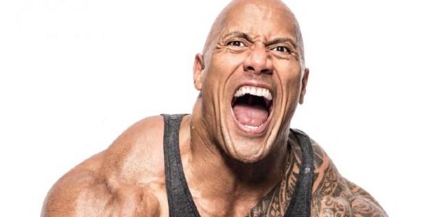 """dwayne """" rock"""" johnson"""
