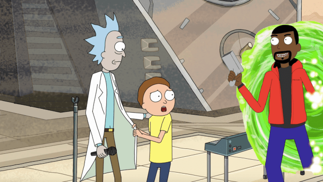 Rick And Morty Season 5 Release Date Teaser Trailer