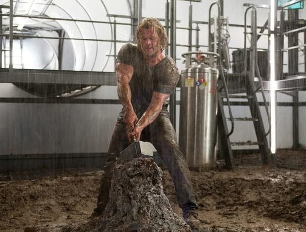 Thor Powers Without Hammer