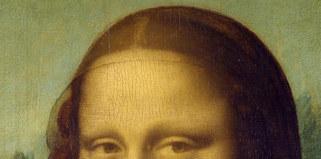 Mona lisa linea sottile