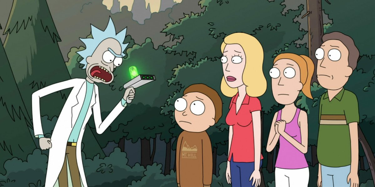 Rick And Morty Season 4 Release Date News Production