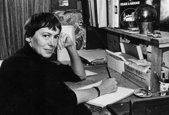 Image result for ursula k le guin