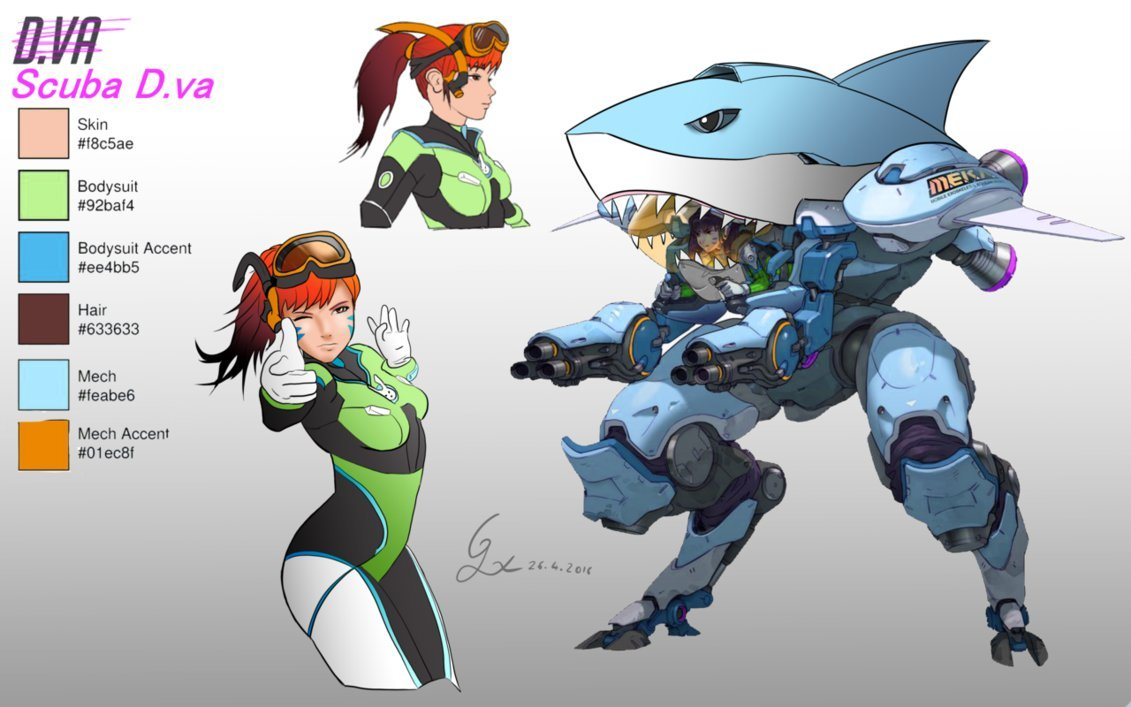 best skins for overwatch