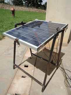 solar energy rotating solar