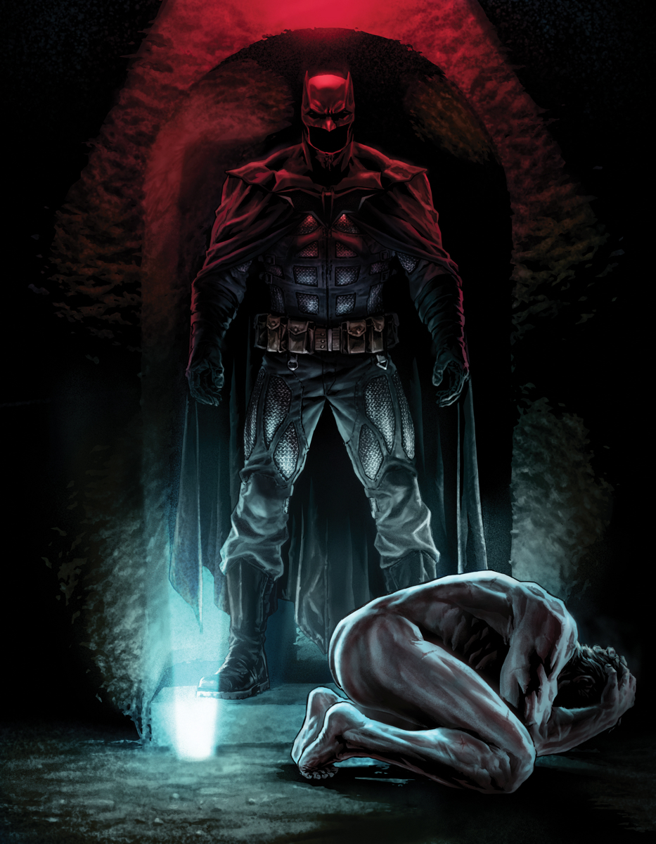 Image result for batman damned