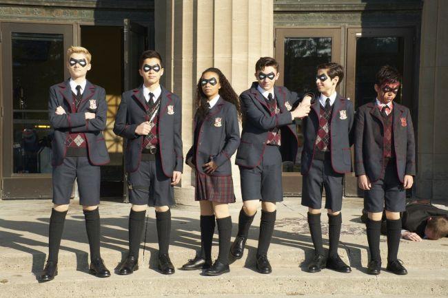 Umbrella Academy Season 2 Release Date Rumors Location