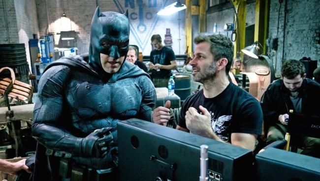 Dc Fans Want Zack Snyder To Direct Ben Affleck S Batman