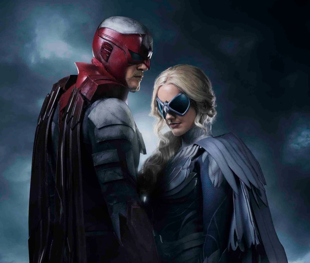 Image result for titans hawk and dove