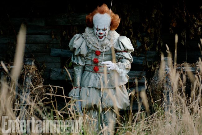 it movie review pennywise