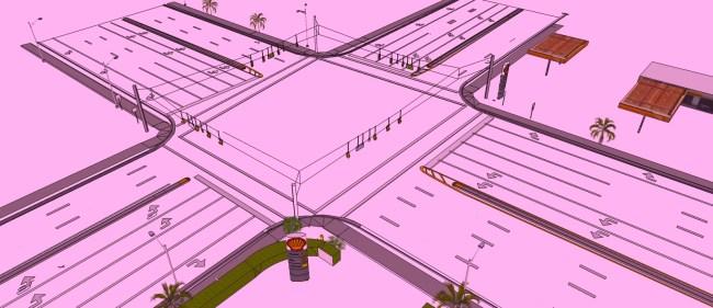 car accident diagram blank [ 1300 x 650 Pixel ]