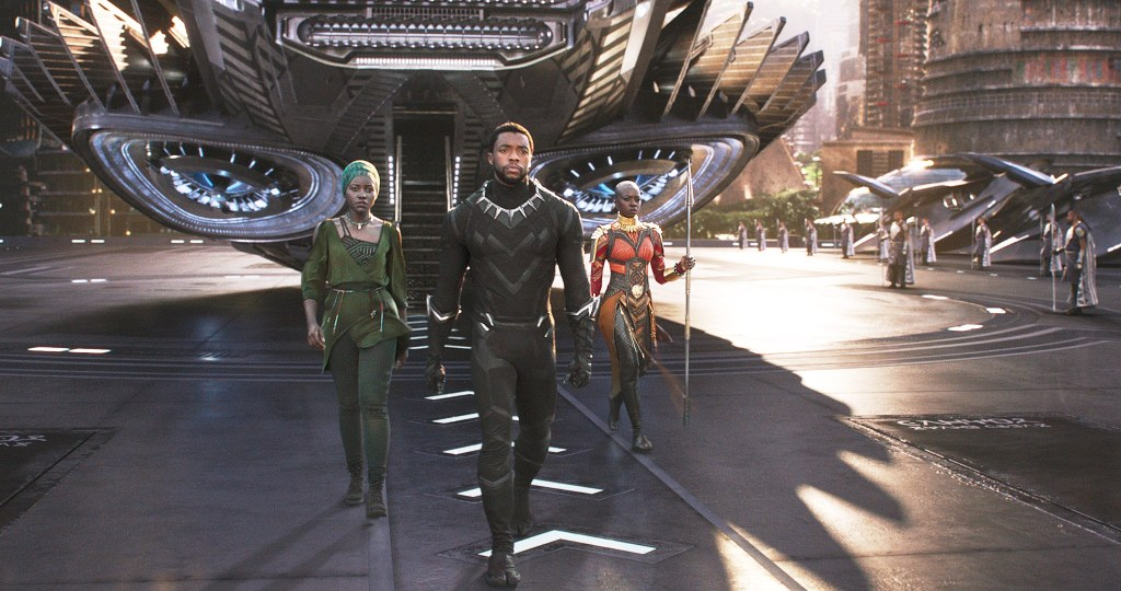 Image result for black panther movie technology