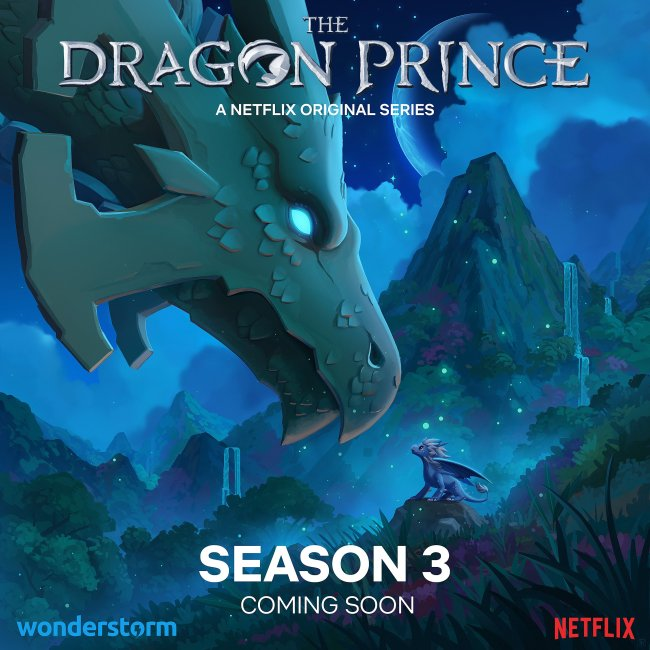 dragon prince season 3