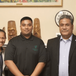 Press Release-Pacific Island Law Students Courtesy Call on Ambassador Susaia