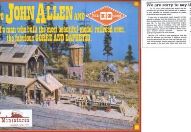 John Allen Engine House Plans