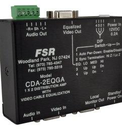 cda 2eqga 1x2 computer st audio da cable eq green [ 1000 x 1000 Pixel ]
